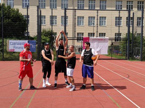 Erster Platz - Team Shörtshop