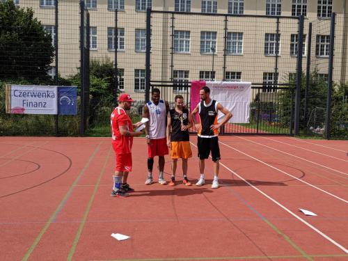 Zweiter Platz - Team BC Vogtländer